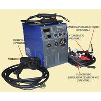 Maquina Soldadora De Microalambre, Tig Y Electrodo
