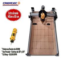 Cnc Armada 122x244 Con Laser Cortadora De Acrilico Etc