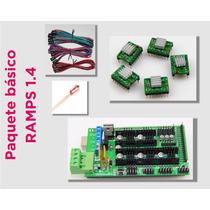 Set Básico Ramps 1.4 Impresora 3d Reprap Prusa Mendel