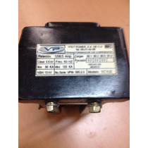 Transformador De Corriente, Volt Power, Modelo Tcv-2 1200amp