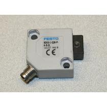 Festo Soeg-l-q30-p-a-s-2l 165327, Sensor Para Fibra Óptica