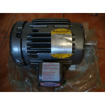Motor Baldor M3583t Nuevo De 1.5 Hp 220/440 Volts