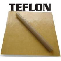 Tela Teflon 50x50cm Adherible Para Maquina De Tortillas