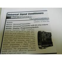 Acondicionador De Señal Universal,señal Aislada