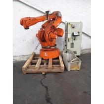 Robot Industrial Abb Mod Irb 6400, Carga 120kg, Extiende3mts
