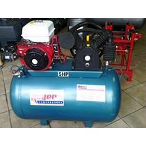 Compresor De Aire Con Motor De Gasolina 11 Hp.oferta Roger´s
