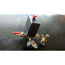 Kit Automático Para Compresor De Aire