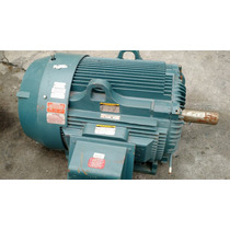 Motor Electrico 100 Hp Nuevo 1200 Rpm Reliance Baldor