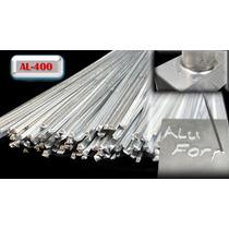 5 Varillas Para Soldar Aluminio Con Soplete, Facil Y Rapido!