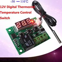 Control De Temperatura Nuevo 12v Incubadoras, Acuarios,nuevo