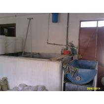 Cocedor - Tina Para Nixtamal En Acero Inoxidable Para 500 Kg