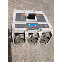 Interruptor Termomagnetico Trifasico Breaker 600 A Federal P
