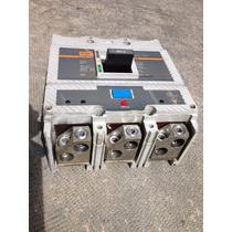 Interruptor Termomagnetico Trifasico Breaker 600 A Federal P