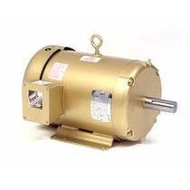 Motor Electrico Baldor 7.5hp Trifasico 220/440v Em3710t Baja