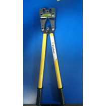 Pinza Ponchadora Manual Calibre 2 A 300 Mcm,marca Equiser