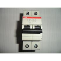 Interruptor Automático Modulare Abb Sh202t C10