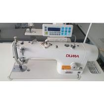 Maquina De Coser Recta 1 Aguja Electrinica Automatica Duma