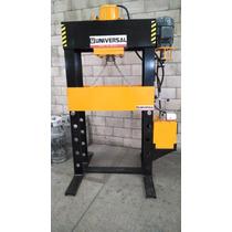 Prensa Hidraulica Tipo H 75 Ton Con Garantia