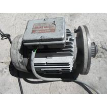 Motor C/freno 2 Hp. 220-440 Trifásico 1730 Rpm.