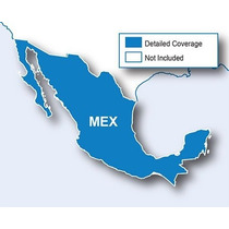Mapa Mexico Estados Unidos 2015 Para Gps Igo8 O Igo Primo