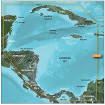 Mapa Nautico Garmin Bluechart G2 Mexico Caribe Suroeste 2014