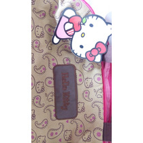 Juego De Cosmetiquera Hello Kitty Original