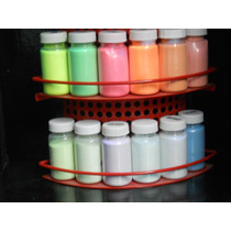 Pigmentos Fotoluminscentes Brillan En La Obscuridad 30 Gr
