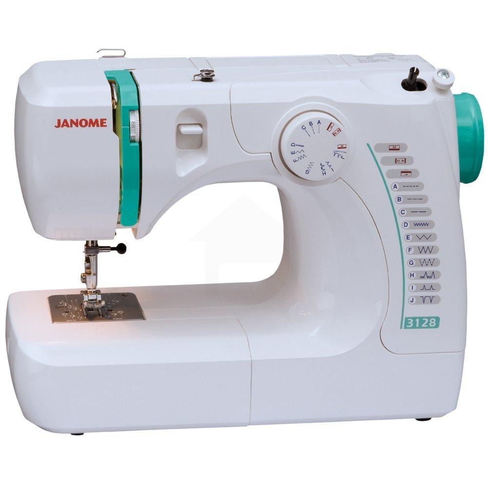 Maquina De Coser Janome 3128 Costura - $ 3,489.00 en