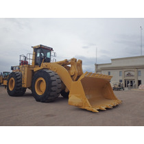 Super Cargador Frontal 992c Caterpillar Payloader