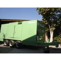 Compresor De Aire Sullair 1600 Pcm Motor Caterpillar Garanti