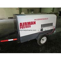 Compresores Airman 185pcm Entrega Inmediata