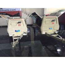 Compresores Ingersoll Rand Doosan 185pcm Año 2013 Trabajando