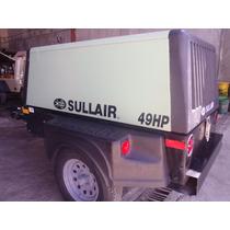 Compresor Sullair Seminuevo 185pcm Jhondeere Recien Importad