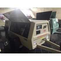 Compresor 185 Cfm Ingersoll Rand Motor John Deere 4 Cil