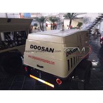 Compresor De Aire Doosan Motor Kubota C185 Año 2014