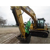 Excavadora Cat 320 Dl 2008 Impecable Como Nueva