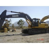 Excavadora John Deere 330 Clc