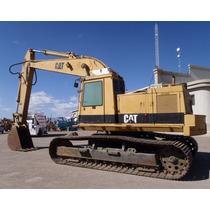 Excavadora Caterpillar 231d Bote O Cucharon De 36 Pul.
