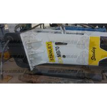 Martillo Hidraulico Para Excavadora Stanley Ex Mb70 Reconstr