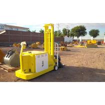 Apilador Montacargas Electrico Yale 3000 Libras 24 Volts