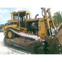 Tractor Caterpillar D8n D9h D5h Con Riper