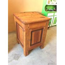 Bonito Mueble Con Mucha Madera Antiguo Rustico