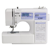 Maquina De Coser Brother Hc1850 Tabla 130 Puntadas Pm0