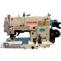 Máquina Ojaleadora, Recta, Csh-7800 Marca Golden Wheel