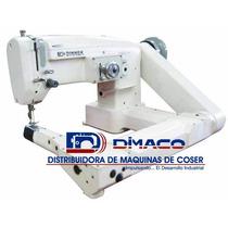 Máquina Zig Zag De Brazo. Marca Dinnek. Modelo: Dk-1126