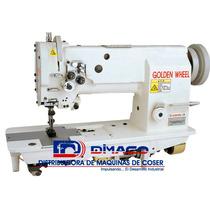 Máquina Plana, Gancho Jumbo Puntada De Reversa Csu-4250