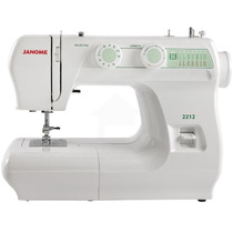 Tb Maquina De Coser Janome 2212 Sewing Machine
