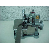 Maquina De Coser Overlock Semi Industrial 3 Hilos C Mueble