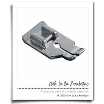 Prensatelas Acolchar 1/4 Quilting Foot Pie Máquina #304