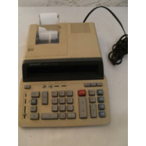 Antigüa Máquina Calculadora Sharp Compet Os-2760a